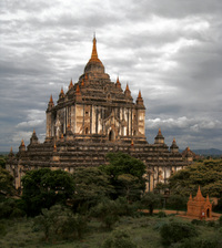Experience Ancient Sprawl in the Countryside at the Temples of Bagan (desired by 4)