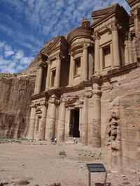 Odkryj Lost City of Stone, Petra (desired by 4)