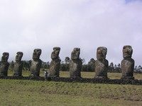 Unearth the Mysteries of Easter Islands Giant Moai Statues (desired by 5)